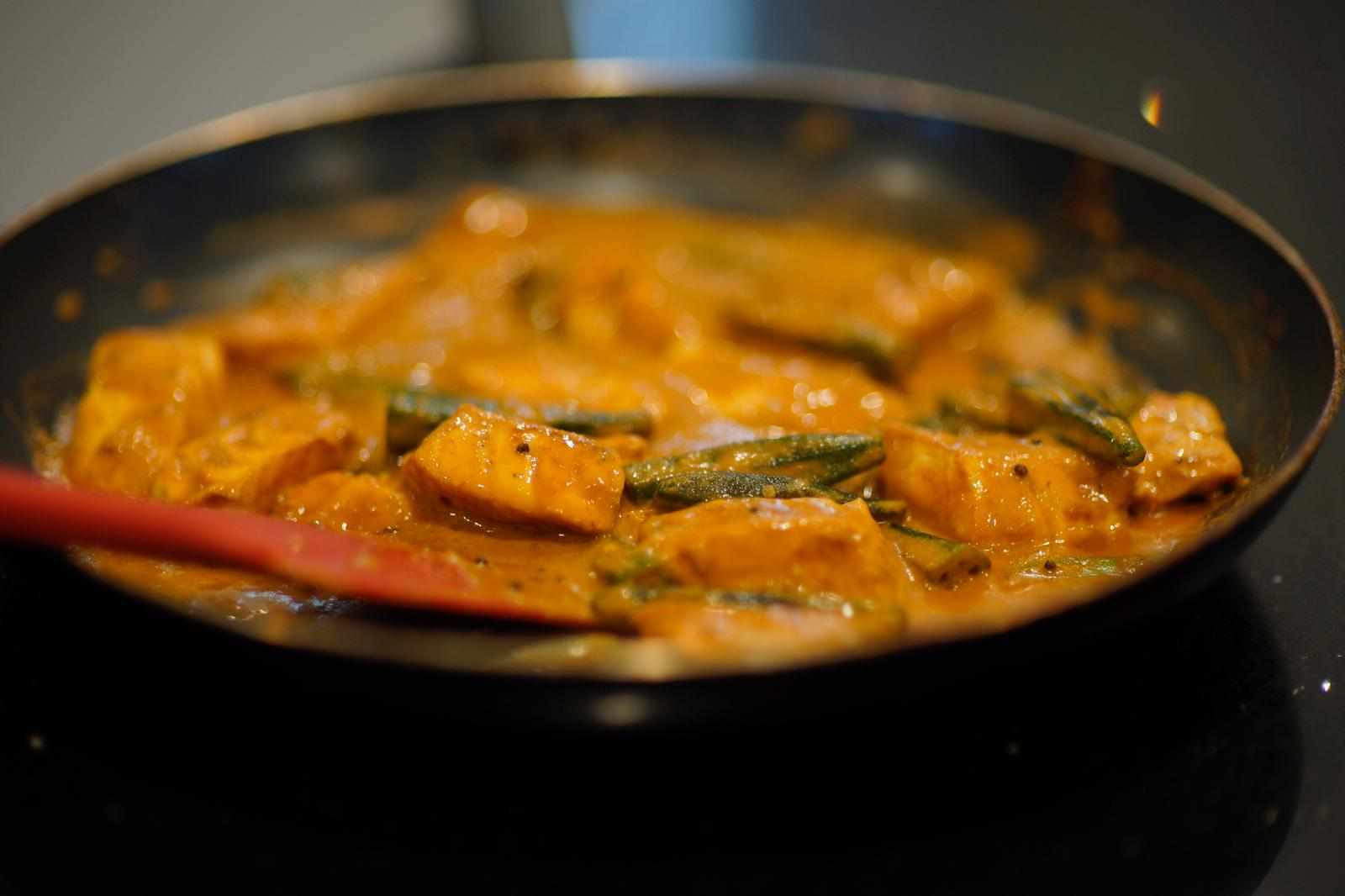 madras fusion seafood sensation  kavita's kitchen nz