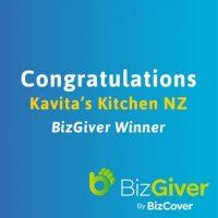 Bizgiver award plaque