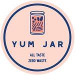 Yum Jar colaboration logo