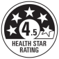 4.5 Star Health Rating